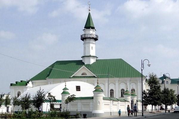 Где провести никах?   Мечети Казани