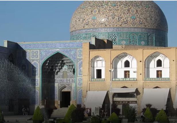 Красивые мечети мира